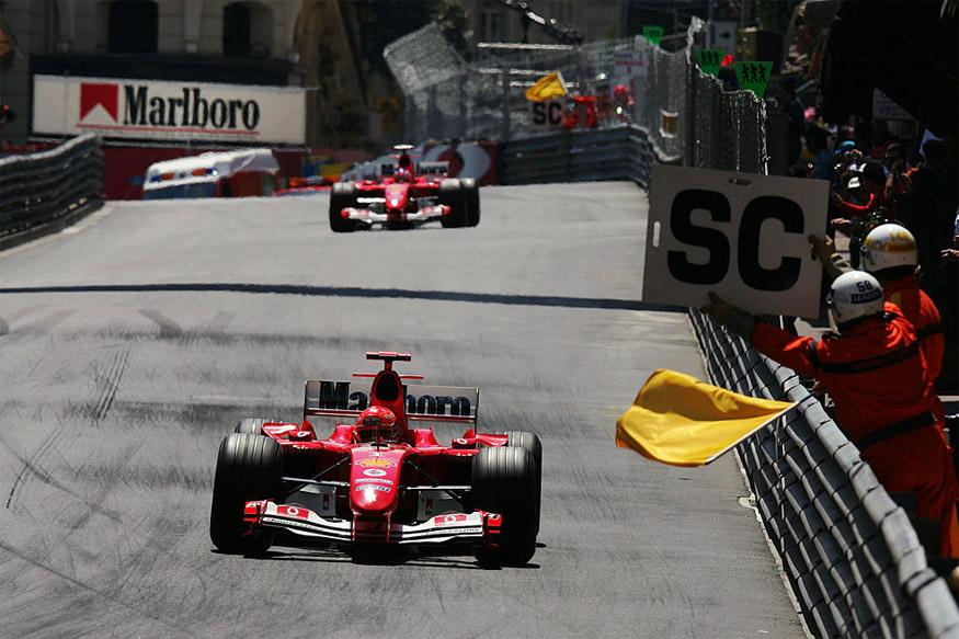 Formula One: Red Flags to Replace Yellow in Qualifying