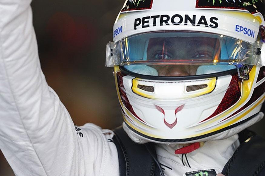 Hamilton Ahead of Rosberg in Crash-Hit Final Practice