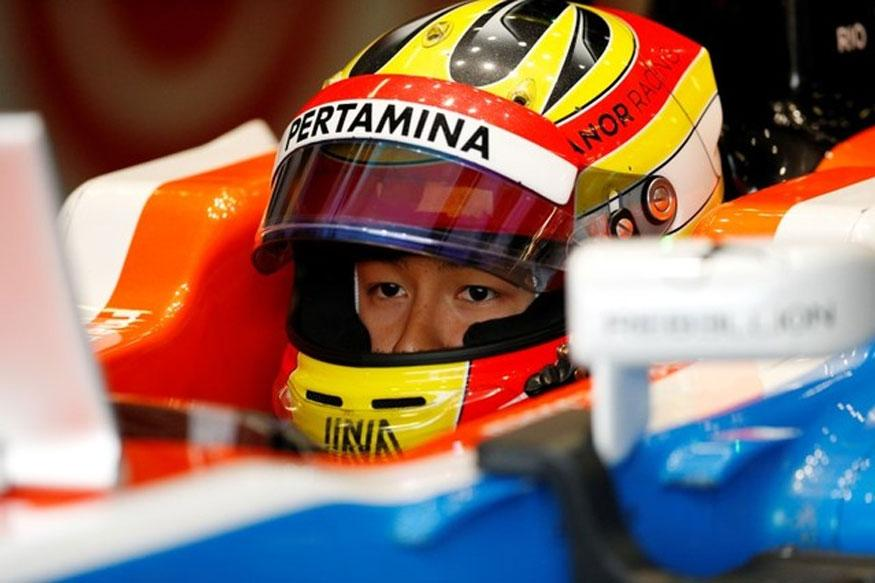 Indonesia's Haryanto to Race in German Grand Prix