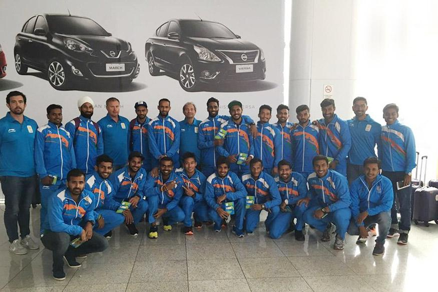 Eyeing Olympic Glory, Indian Hockey Teams Arrive in Rio