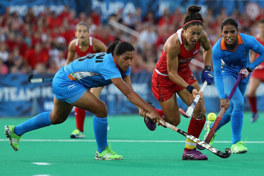 Women's Hockey: India Lose 2-3 to USA in Tour Opener
