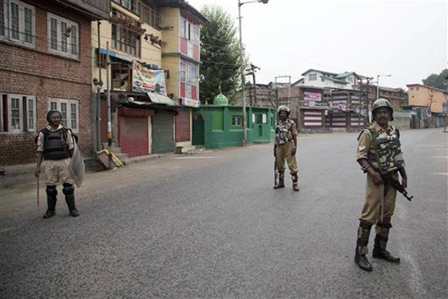 Curfew Lifted Across Kashmir, Forces Deployed in Sensitive Areas
