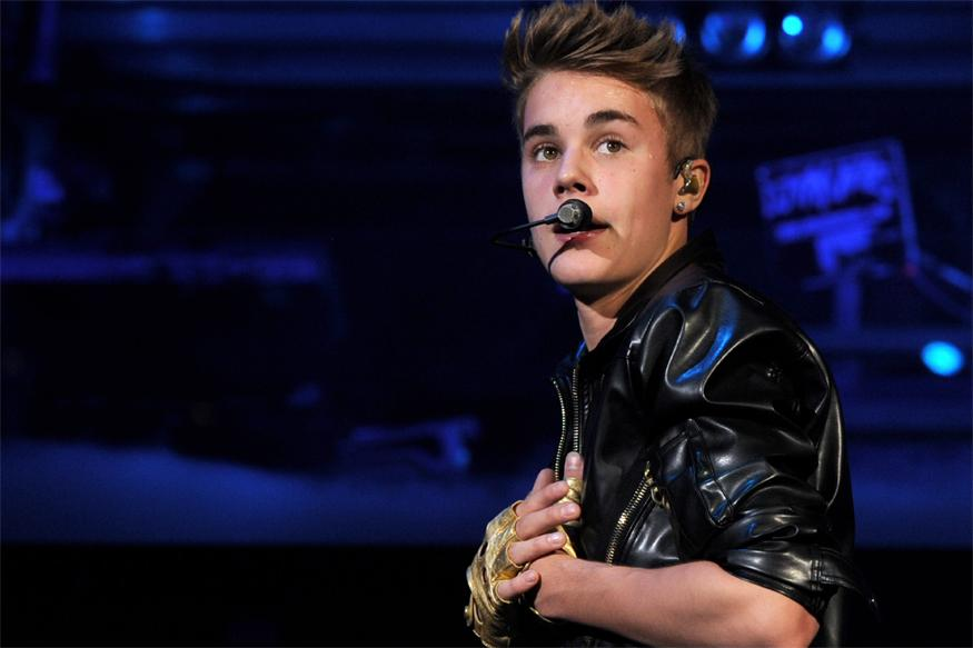 Watch: Justin Bieber Punches An 'Over Enthusiastic' Fan in Barcelona