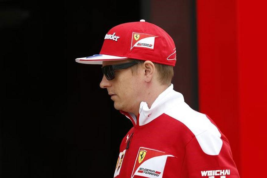 Kimi Raikkonen to Stay at Ferrari Next Year