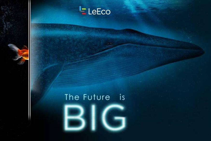 LeEco to Host 'US Bigbang' Launch Event on October 19