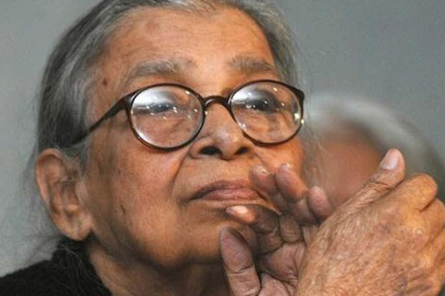 Author Mahasweta Devi Passes Away at 90