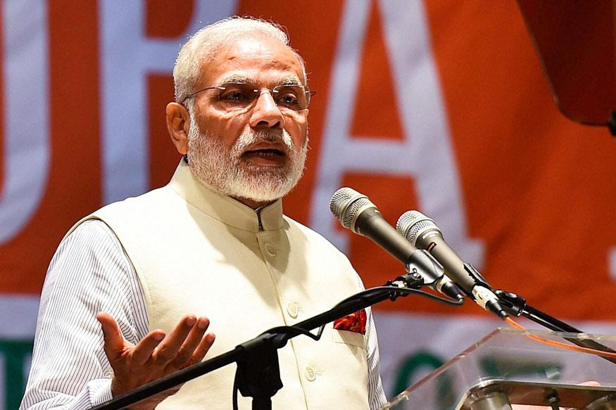 Govt to Work For Consensus For Passage of GST Bill: PM Modi