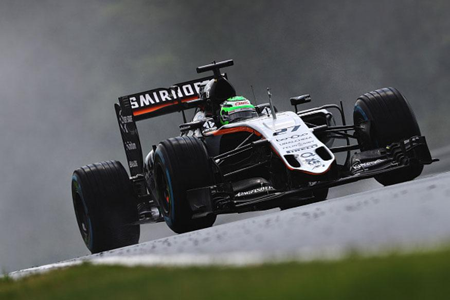 Hulkenberg Brings One Point for Force India From Hungry