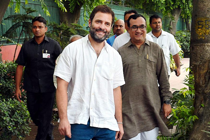 India court warns Rahul Gandhi could face defamation trial