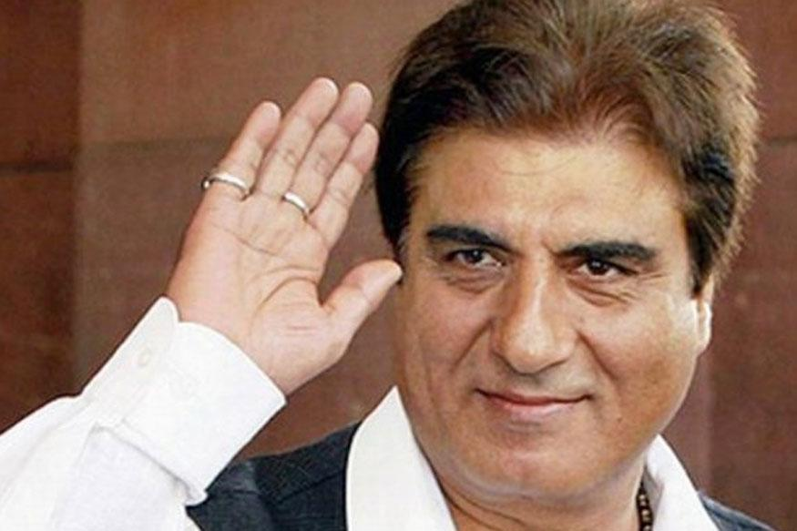 Raj Babbar named Congress chief in poll-bound Uttar Pradesh