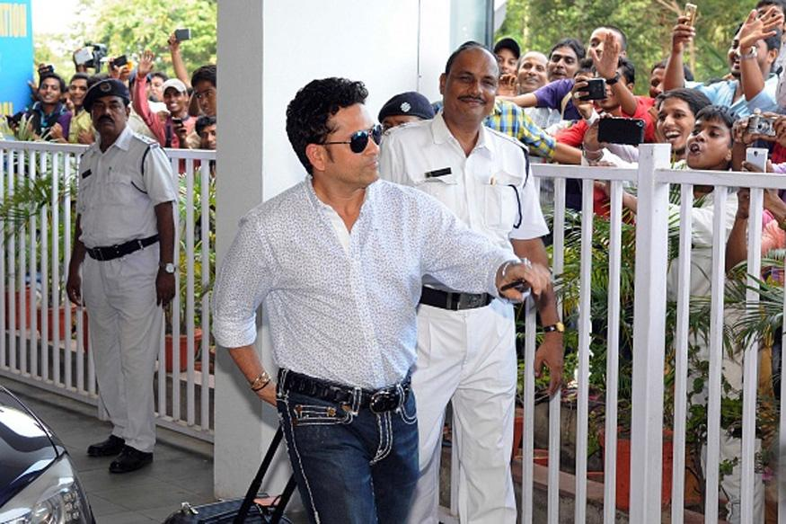 Sachin Tendulkar Joins Global Citizen Movement