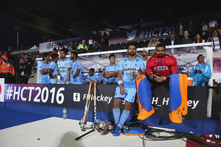 Indian Men's Hockey Team Go Down 1-4 to Spain in Rio Olympics Preparation Match