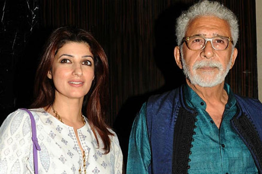 Twinkle Khanna Slams Naseeruddin Shah For Calling Rajesh ...