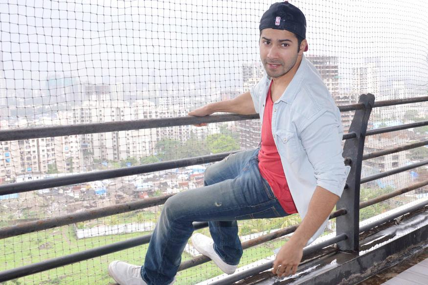 Traveling is a way of Finding Oneself, Says Varun Dhawan