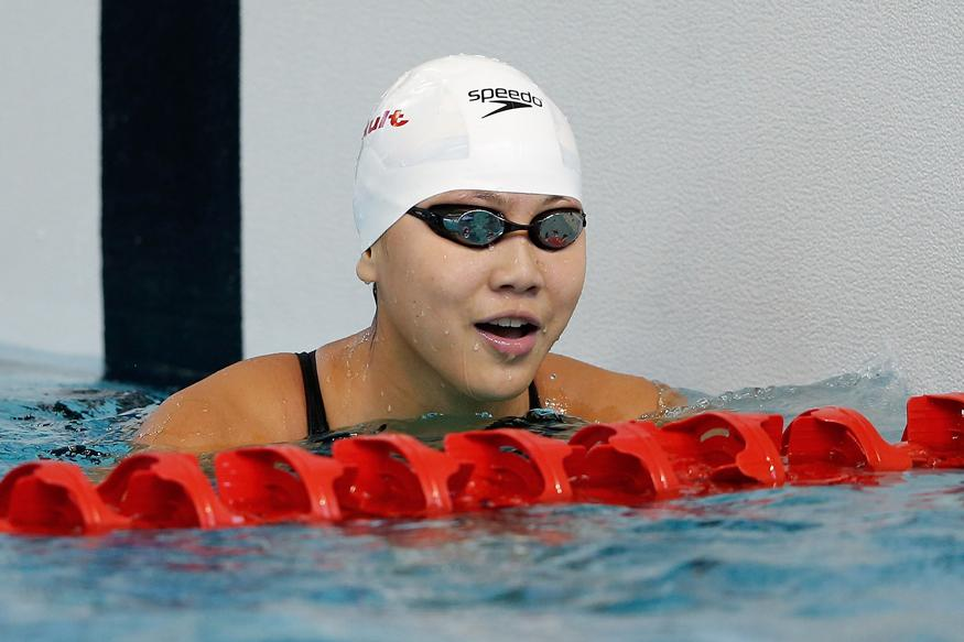 Chinese swimmer Chen Xinyi tests positive at Rio Olympics