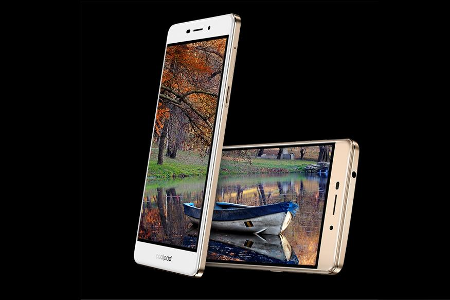 Coolpad Mega 2.5D With 8MP Cameras Launched at Rs 6,999
