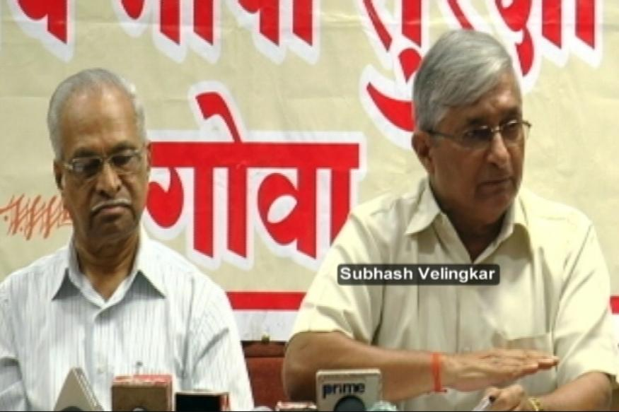 After Goa RSS chief Velingkar, more than 400 mass resignations follow