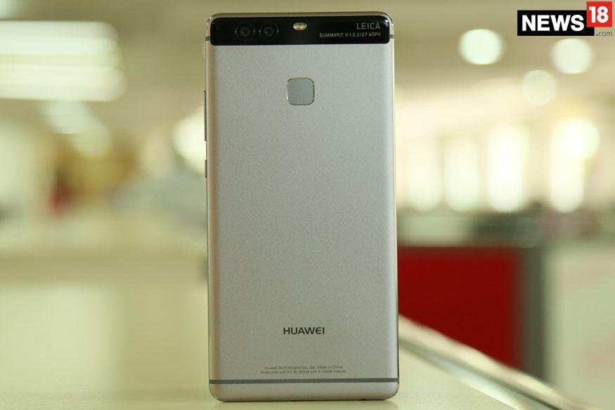 Huawei P9 with dual-lens camera launched in India at Rs 39999