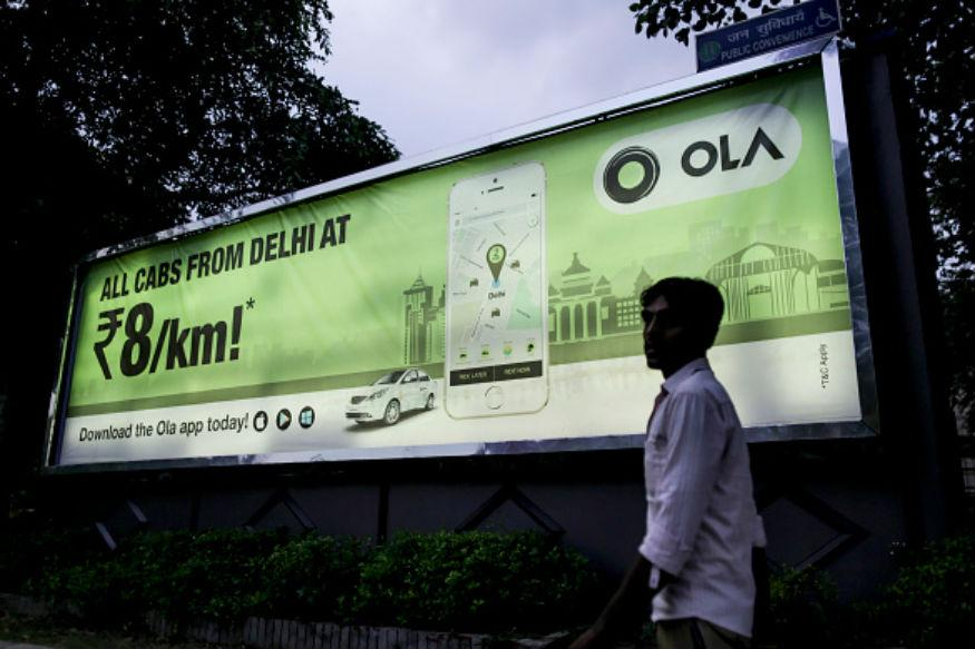 Ola Plans to Add 50 Lakh Drivers by 2022