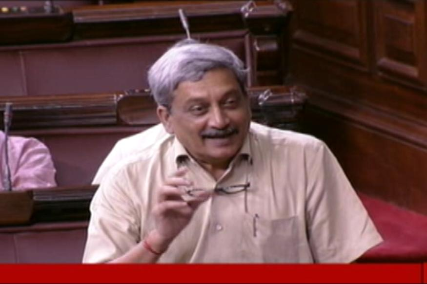 Parrikar mocks Aamir's intolerance remark, says people taught him a 'good lesson'