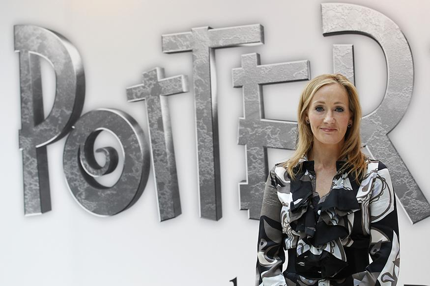 Book Hand-Written And Illustrated By J.K. Rowling Up For Sale