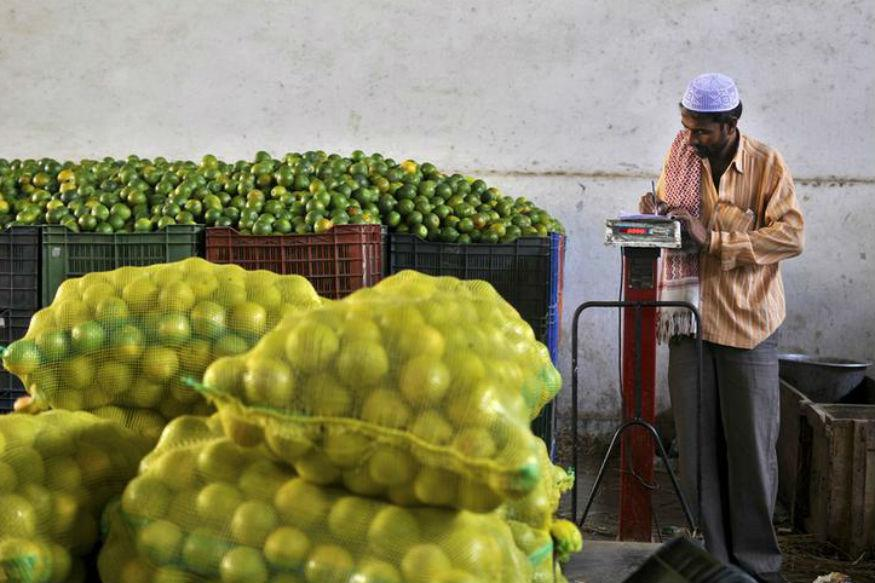 India's Retail Inflation Down, But Factory Output Contracts