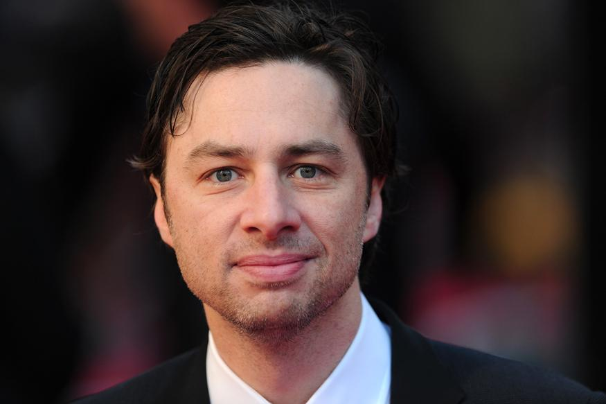 Zach Braff to star in pilot about a podcast startup