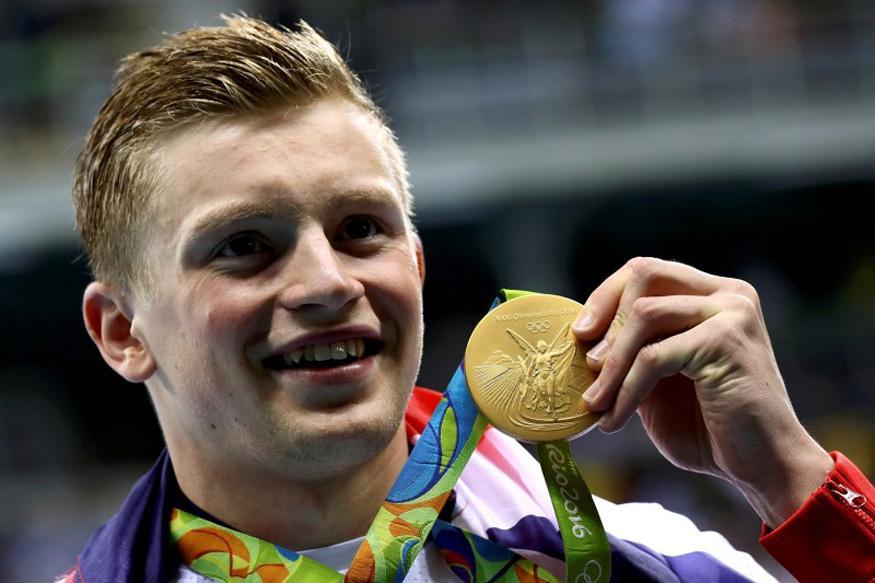 Cameron van der Burgh claims SA's first Rio Games medal