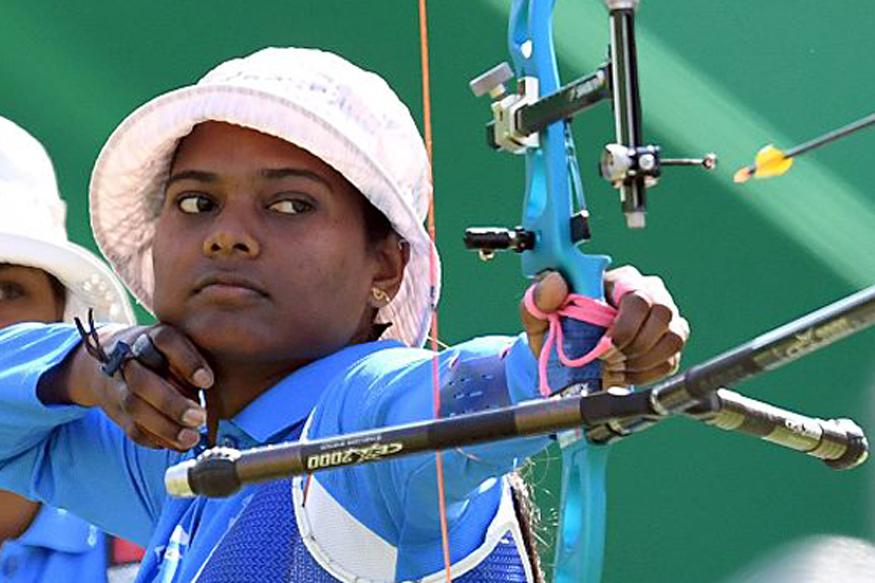 Bombayla moves ahead in women's individual archery