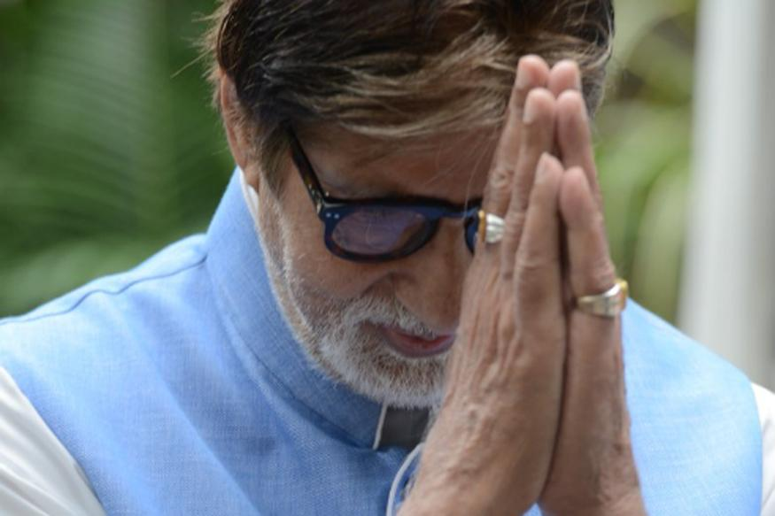 Big B Thanks PM Narendra Modi for Acknowledging Contribution on Swachh Bharat Mission