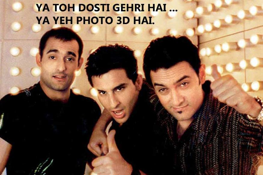 Happy Friendship Day 10 Popular Bollywood Dialogues To