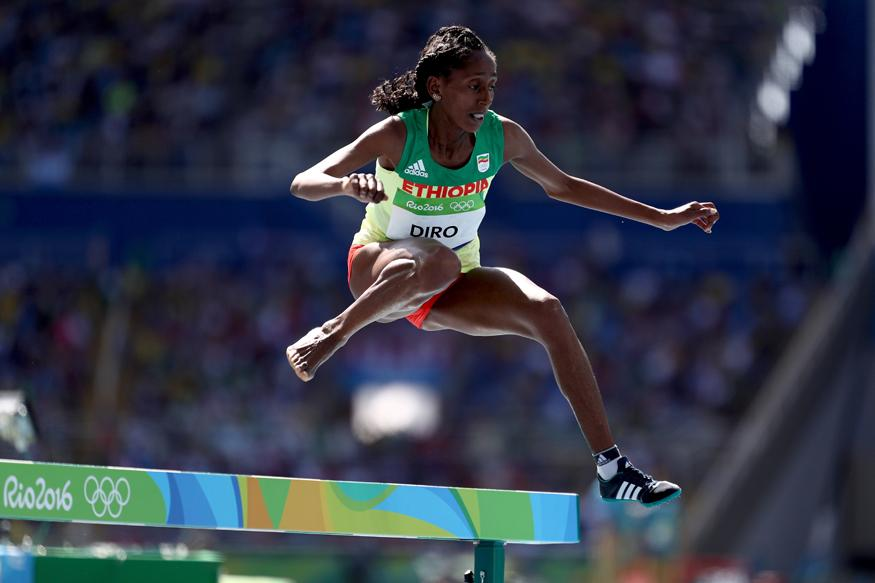 Rio Olympics 2016: Shoeless Runner Etenesh Diro of Ethiopia Wins Hearts