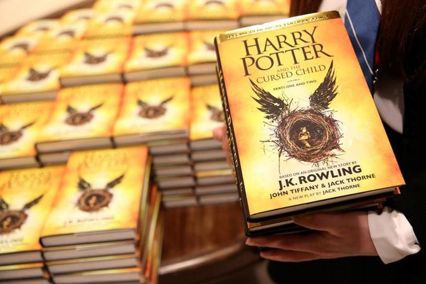 Harry Potter Casts Spell Again With 'Cursed Child' Sales