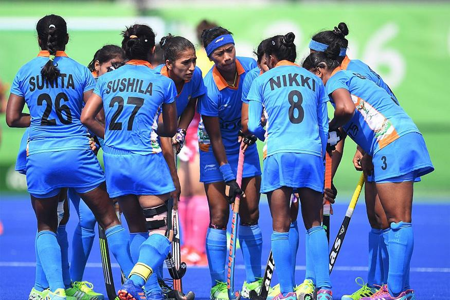 Rio 2016: India Women's Hockey Team Face Tougher Task Against Britain