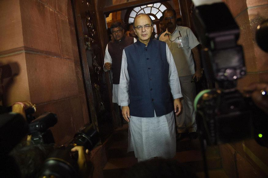 Jaitley To Attend IMF-World Bank Annual Meet in US In October