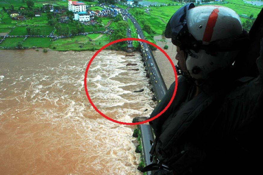 Mumbai-Goa Highway Bridge Collapse: Giant Magnet to Locate Missing Buses