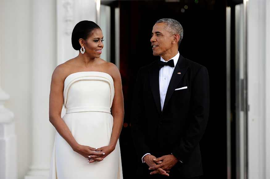 President Barack Obama Is Really Into Gossip: Michelle Obama