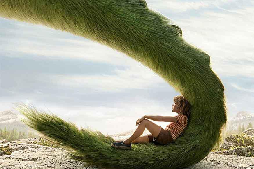 Pete's Dragon Review: Pete and Elliott will Make you Believe in Disney's Magic