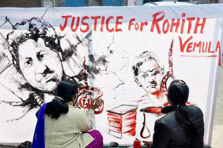 Centre-Constituted Panel Shielding Ministers, ABVP: Rohith Vemula's Brother