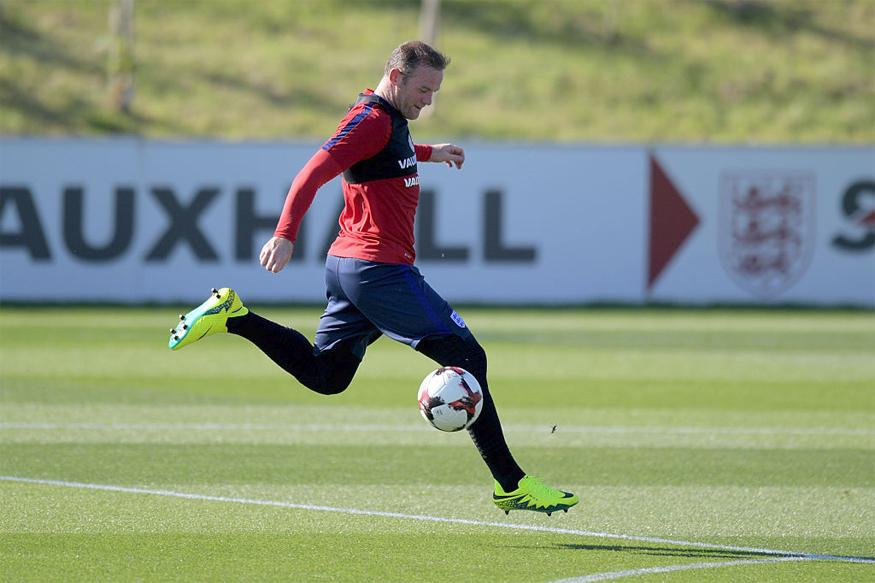Captain Wayne Rooney Doubtful for England's Spain Test