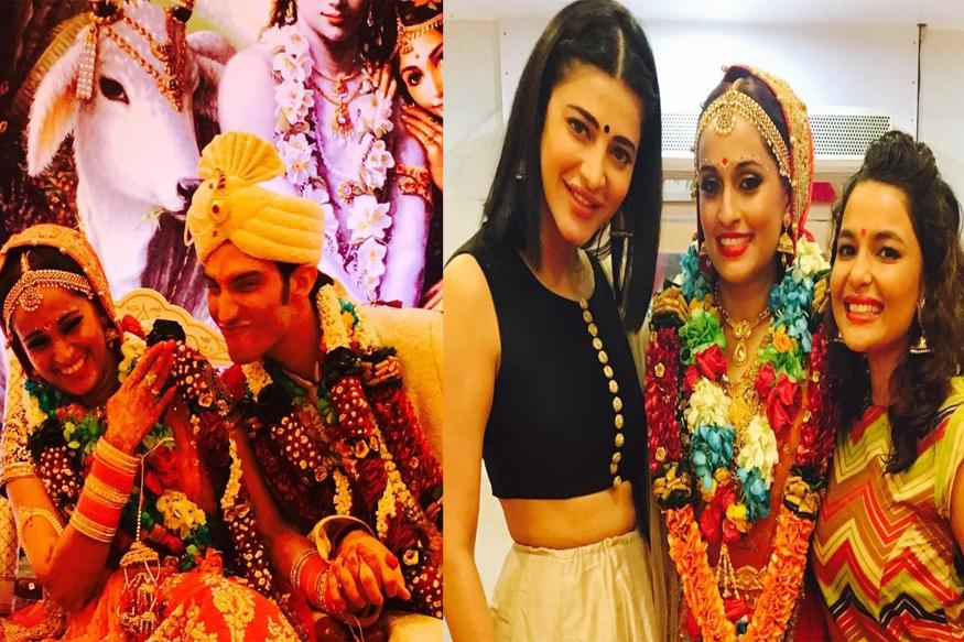 Shweta Pandit Ties the Knot With Beau Ivano Fucci in Jodhpur