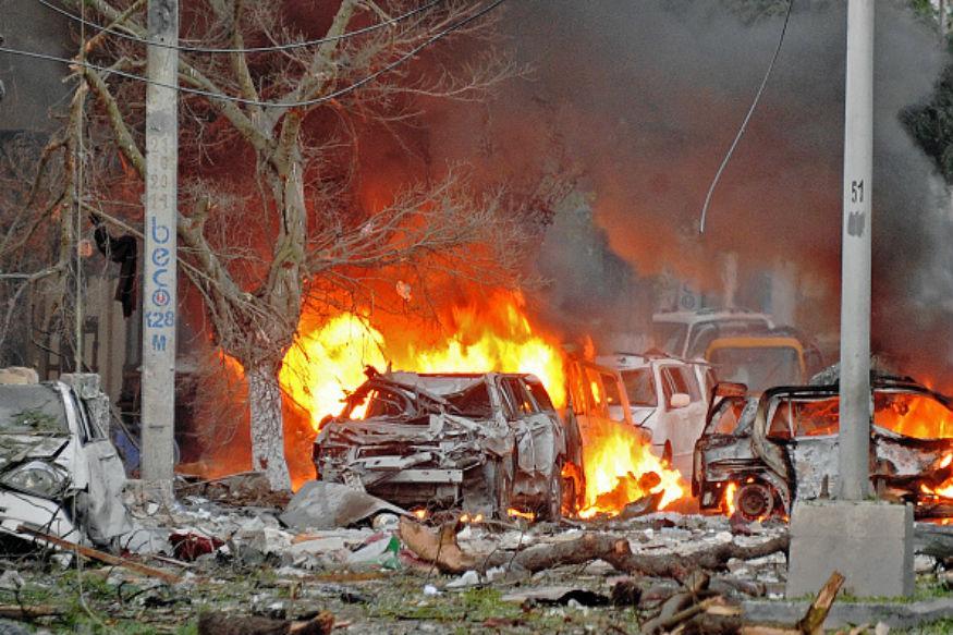 Militants Set off 7 Serial Blasts in Three Assam Districts