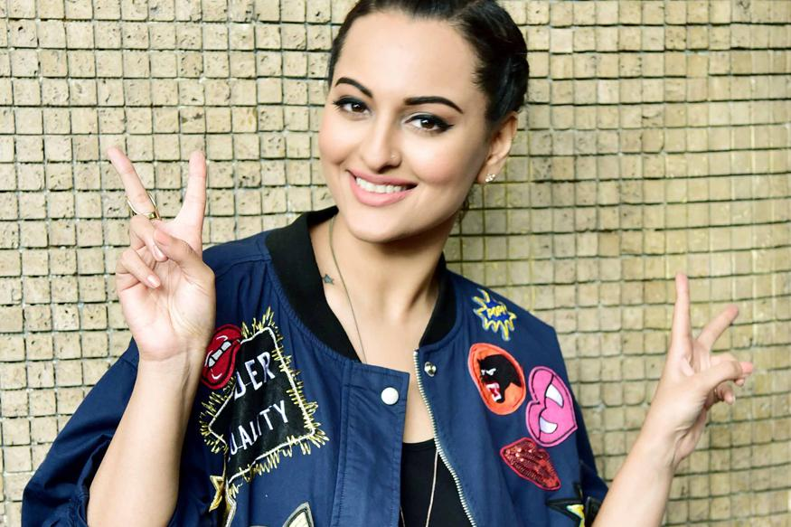 Sonakshi Sinha's Announces the Release Date of Her Next Film Noor