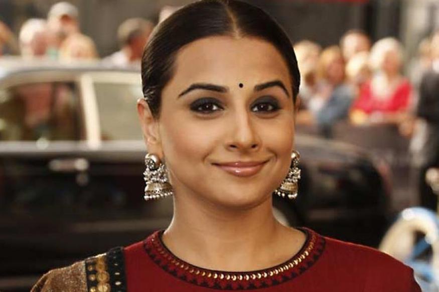 Women-centric Films Not Conscious Decision: Vidya Balan