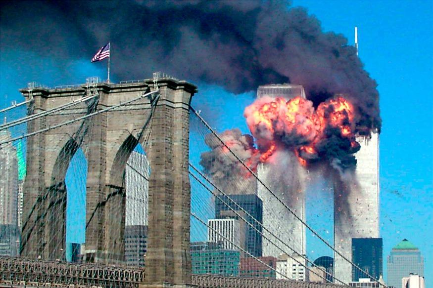10 Images To Mark The 15th Anniversary Of 9/11 Attacks