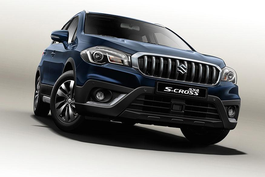 Ignis, Ignis SHVS and S-Cross To be the Stars For Suzuki at Paris Motor Show