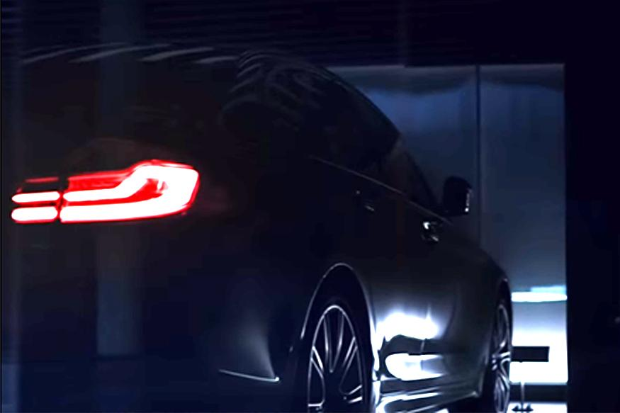 2017 Bmw G30 5 Series Teased Could Get Park Assist From 7 Series News18