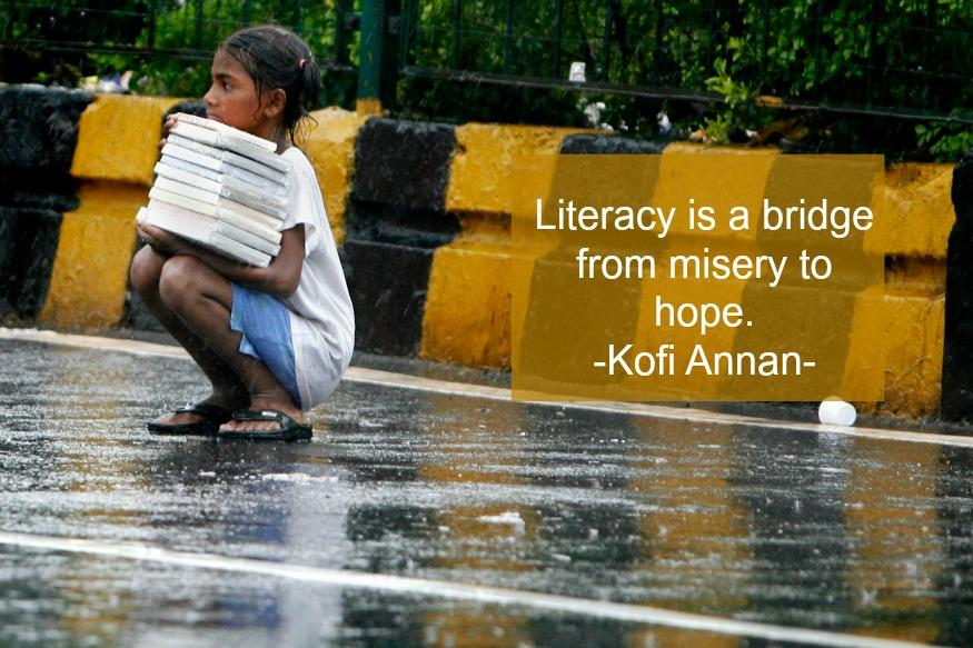 International Literacy Day 2016 : 10 Quotes That Highlight The Importance Of Learning