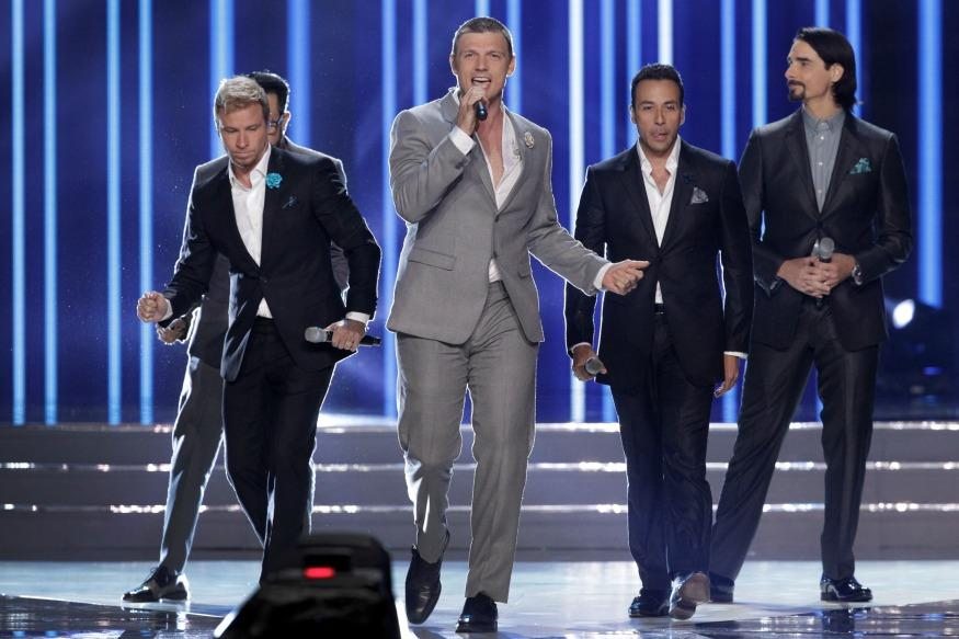James Corden Joins Backstreet Boys For An Epic Performance On The Late Late Show