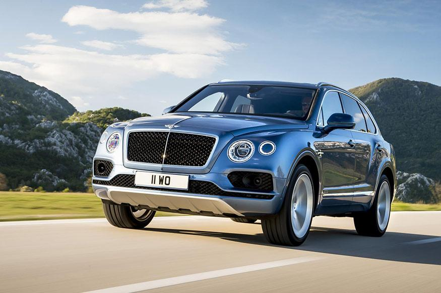 Bentley Bentayga Now Has a Diesel-Powered Sibling